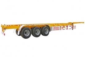 高强钢集装箱骨架车